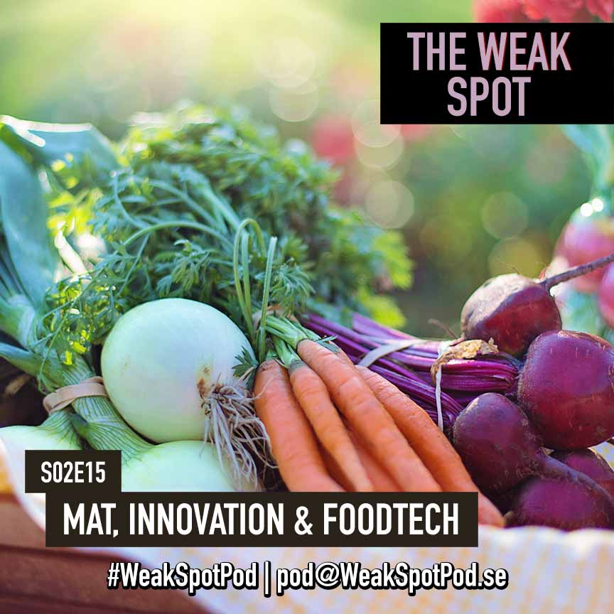 15. Mat, Innovation & Foodtech
