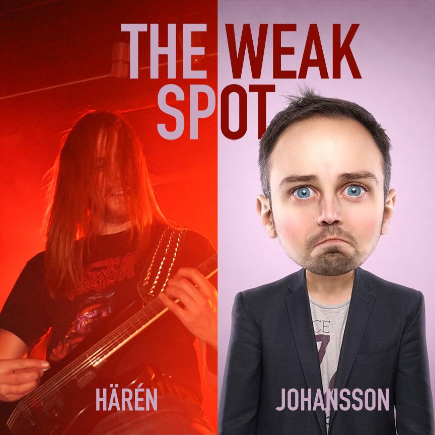 #WeakSpotPod