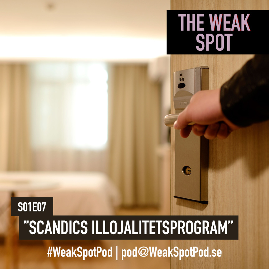 7. Scandics illojalitetsprogram
