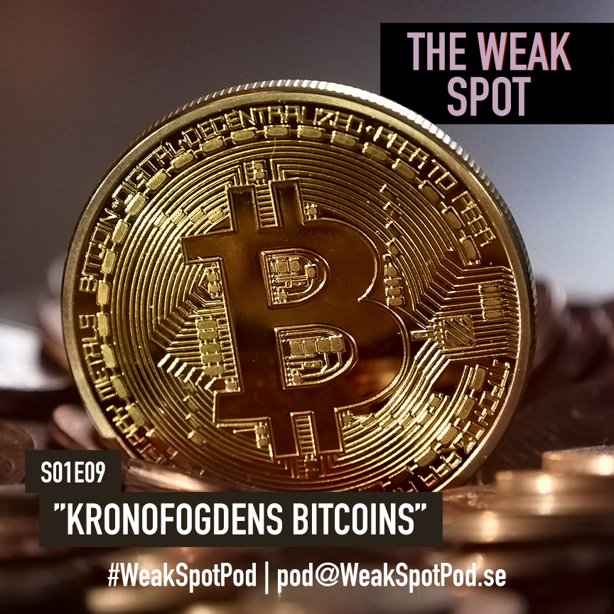 9. Kronofogdens bitcoins