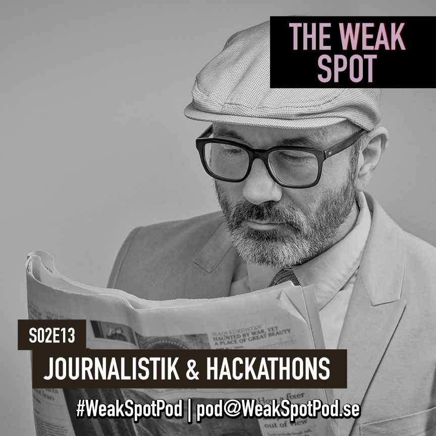 13. Journalistik & Hackathons